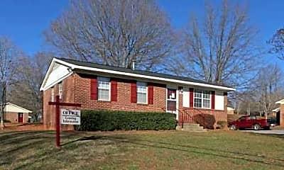Building, Hoffman Homes, 0
