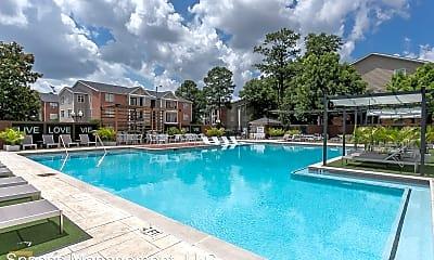 Pool, 120 15th Street E 2x2, 1