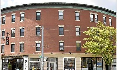 Building, 359 Boylston St, 2