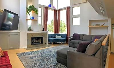 Living Room, 3958 Honeycutt St, 2