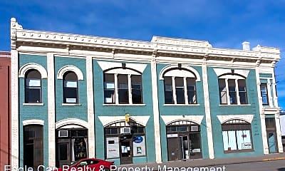 Building, 214 Fir St, 1