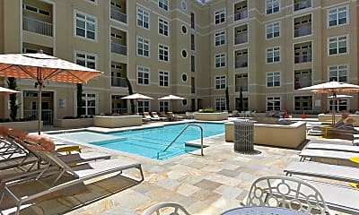 Pool, Aria at Willowick Park, 1