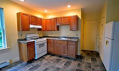 Kitchen, 235 River St 2F, 1