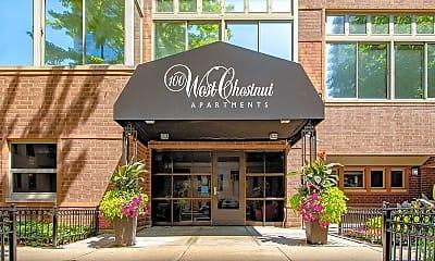100 West Chestnut Apartments, 2