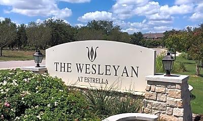 WESLEYAN AT ESTRELLA PH III, 1