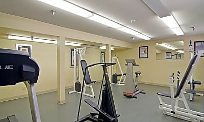 Fitness Weight Room, 4240 Boulder Hwy, 1