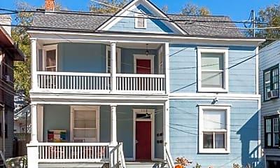 Building, 115 E 4th St, 0