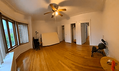 Living Room, 1705 Cropsey Ave, 2