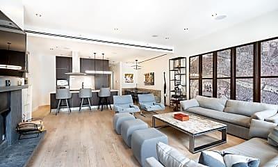 Living Room, 22 Mercer St 4-B, 1