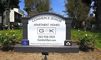 Commerce Senior, 1