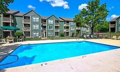 Pool, Hilltop Village, 0