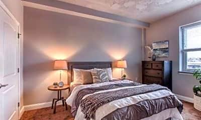 Bedroom, 232 E. Market Street, 1