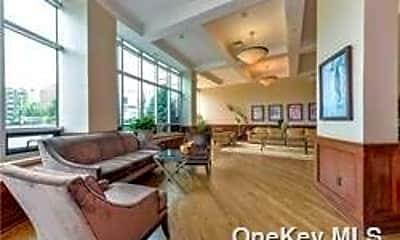 Living Room, 130 Post Ave 425, 1