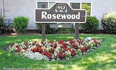 Community Signage, 453 Posada Way, 2