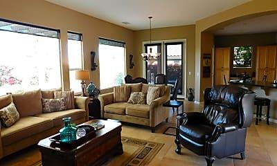 Living Room, 81278 Golden Barrel Way, 2