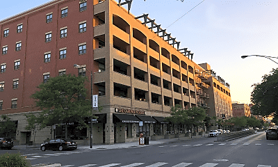 Building, 1301 W Madison St, 2