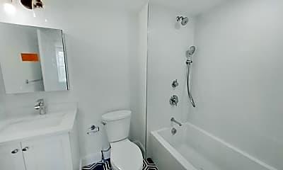 Bathroom, 93 George St., #3,, 1