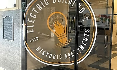Historic Electric Building, 1