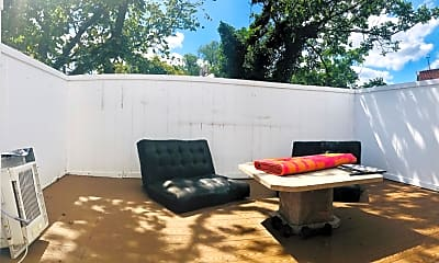 Patio / Deck, 1504 8th Ave, 0