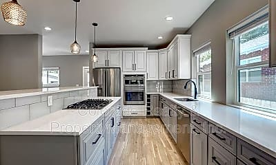 Kitchen, 930 S Gaylord St, 1