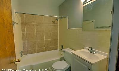 Bathroom, 1726 9th St, 2