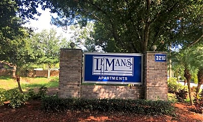 Lemans Apartments, 1