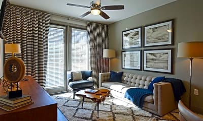 Living Room, Axis at the RIM, 1