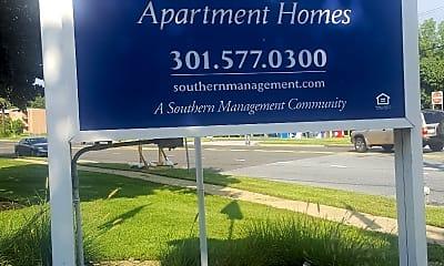 Wildercroft Terrace Apartments, 1