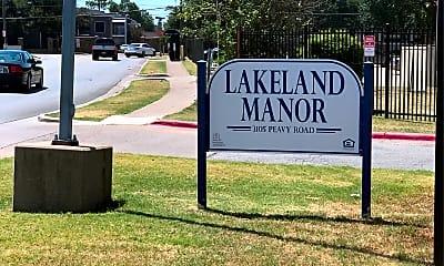 Lakeland Manor, 1