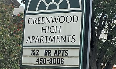 Greenwood High Apartments, 1