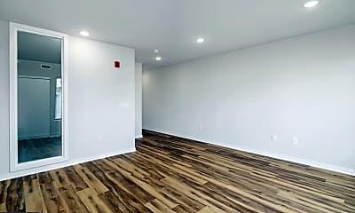 Living Room, 171 W Berks St 406, 2