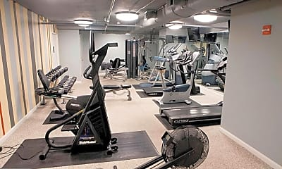 Fitness Weight Room, 701 Pennsylvania Avenue NW 1125, 2