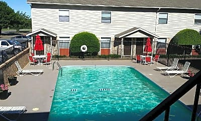 Pool, Oak Hill, 0