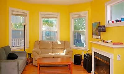 Living Room, 37 Fairmont St, 1