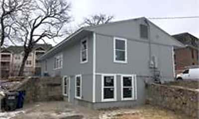 Building, 1734 W 19th Terrace, 2