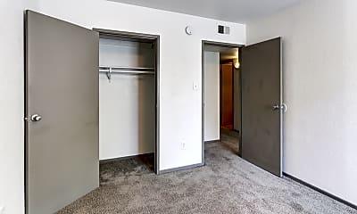 Bedroom, Sierra Park Townhomes, 2