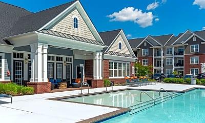 Pool, Commonwealth at York, 0