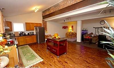 Living Room, 529 E Town St, 1