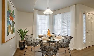 Dining Room, Monarch Meadows, 1