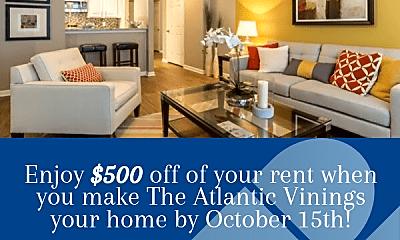 The Atlantic Vinings, 1
