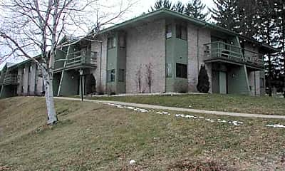 Tall Pines Apartments, 1