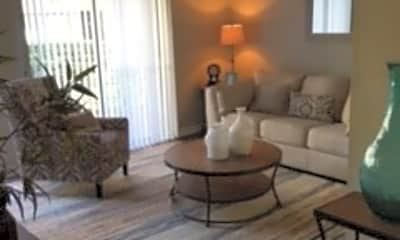 Living Room, Oasis at Bayside, 2