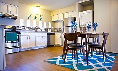 Kitchen, Skyline Villas, 2