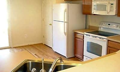 Kitchen, Oakland Place Townhomes, 1