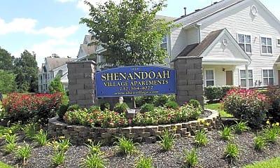 Community Signage, Shenandoah Village, 0