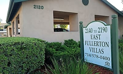 East Fullerton Villas Apartments, 1