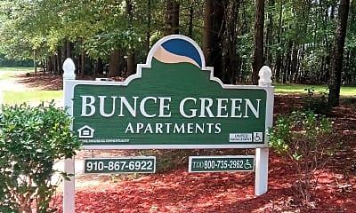 Bunce Green, 1