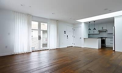 Living Room, 321 Rose Ave, Unit 3, 0