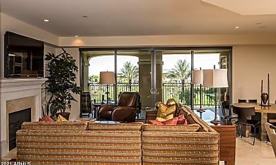 Living Room, 7181 E Camelback Rd 409, 1