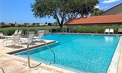 Pool, 9860 Costa Mesa Ln 512, 2